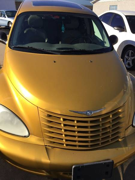 2002 chrysler pt cruiser limited edition 4dr wagon in portsmouth oh new rides. Black Bedroom Furniture Sets. Home Design Ideas