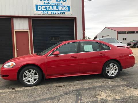 2012 Chevrolet Impala for sale in Lone Rock, WI