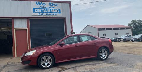 2009 Pontiac G6 for sale in Lone Rock, WI