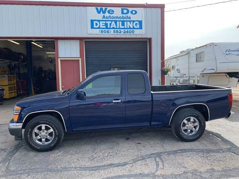 2010 GMC Canyon for sale in Lone Rock, WI