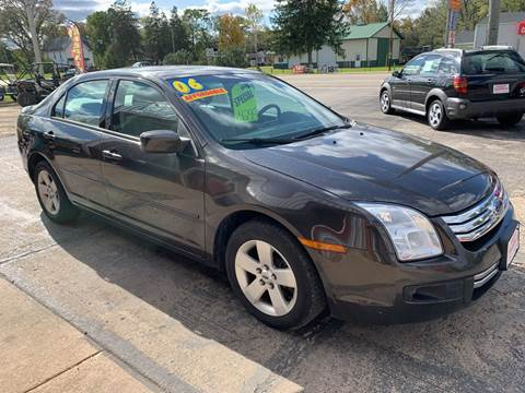 2006 Ford Fusion for sale in Lone Rock, WI