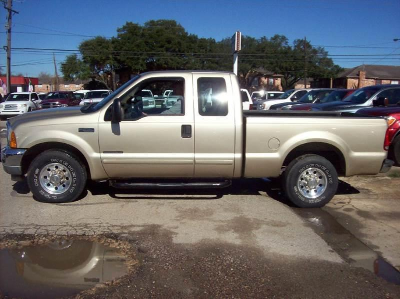 2001 ford f 250 super duty 4dr supercab xl 2wd sb in pasadena tx buffalo auto sales 2 inc. Black Bedroom Furniture Sets. Home Design Ideas