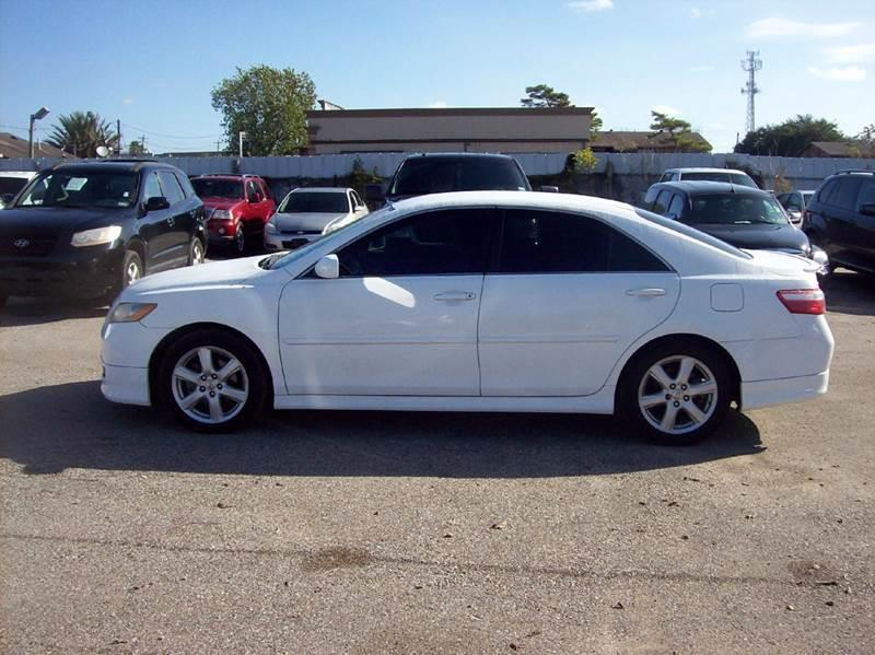 2009 toyota camry xle v6 4dr sedan 6a in pasadena tx buffalo auto sales 2 inc. Black Bedroom Furniture Sets. Home Design Ideas