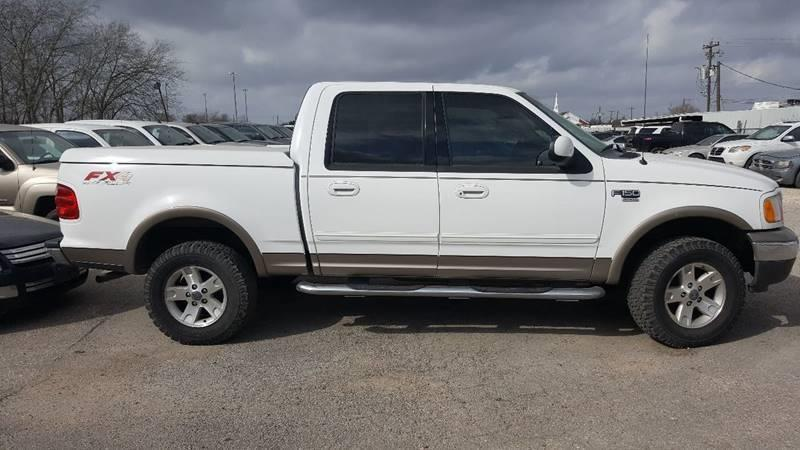 2003 Ford F