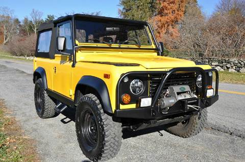 1997 Land Rover Defender for sale in Pasadena, TX