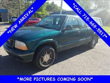 1998 GMC Sonoma for sale in Thorp, WI