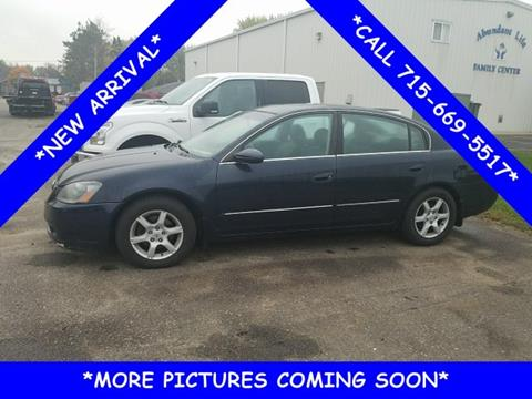 2005 Nissan Altima for sale in Thorp, WI