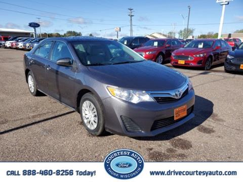 2014 Toyota Camry for sale in Thorp, WI