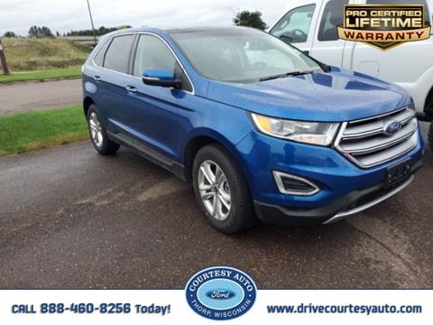 2018 Ford Edge for sale in Thorp, WI