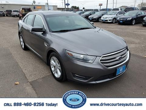 2014 Ford Taurus for sale in Thorp, WI