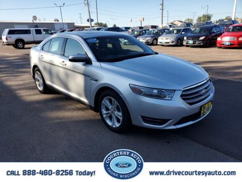 2013 Ford Taurus for sale in Thorp, WI