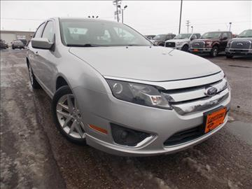 2010 Ford Fusion for sale in Thorp, WI