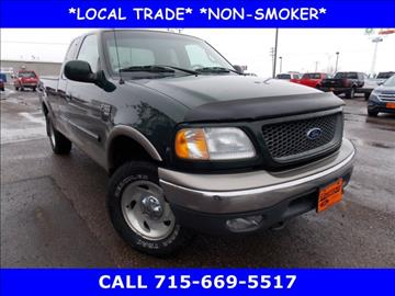 2001 Ford F-150 for sale in Thorp, WI