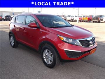 2011 Kia Sportage for sale in Thorp, WI