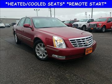 2008 Cadillac DTS for sale in Thorp, WI