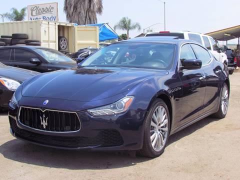 2015 Maserati Ghibli for sale in San Diego, CA
