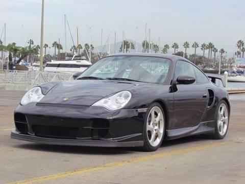 2003 Porsche 911 for sale at Convoy Motors LLC in National City CA