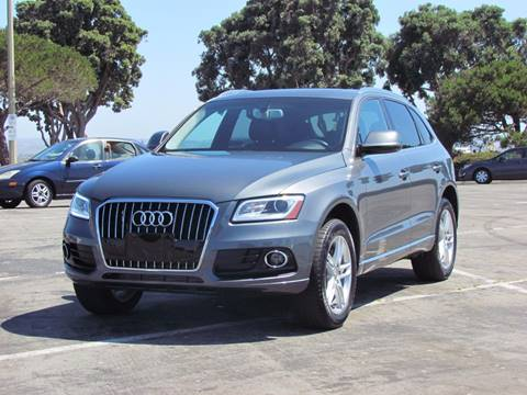 2016 Audi Q5 for sale in San Diego, CA