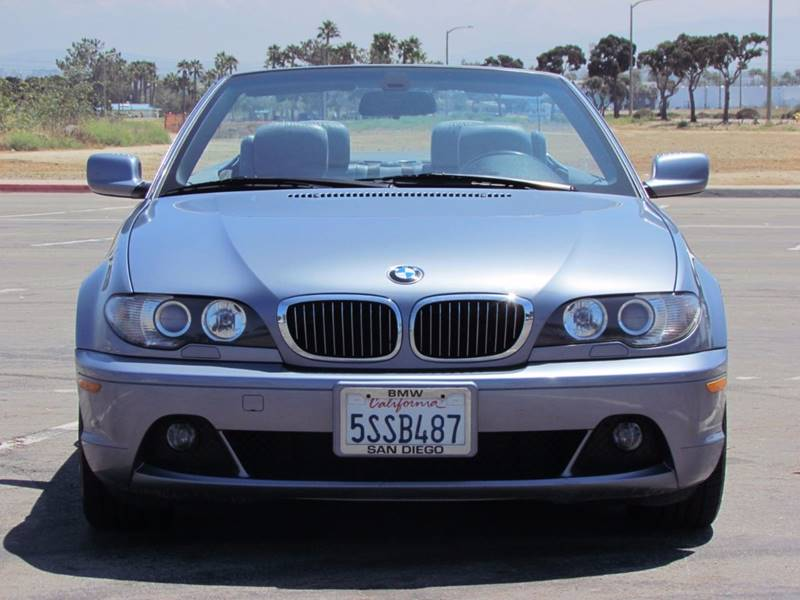 Bmw Series Ci Dr Convertible In San Diego CA Convoy - 2006 bmw convertible