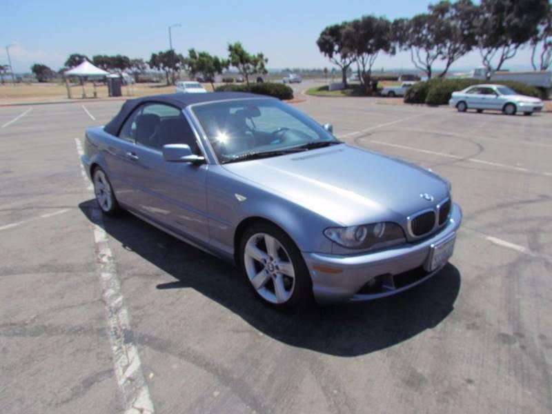 2006 BMW 3 Series 325Ci 2dr Convertible - San Diego CA