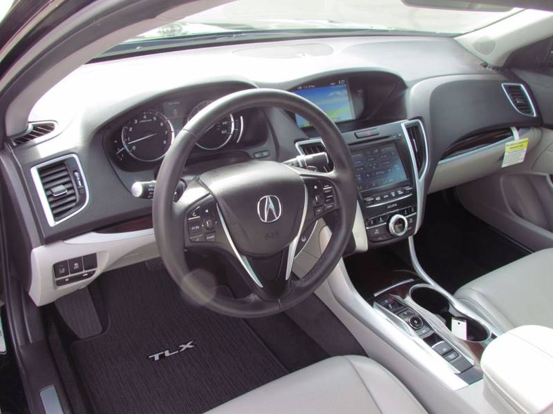 2017 Acura TLX V6 4dr Sedan w/Technology Package - San Diego CA