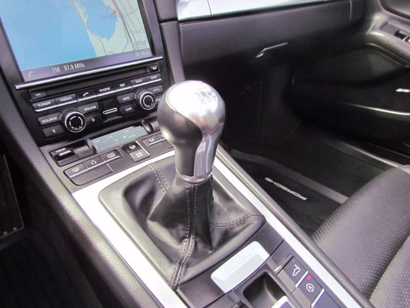 2013 Porsche Boxster 2dr Convertible - San Diego CA