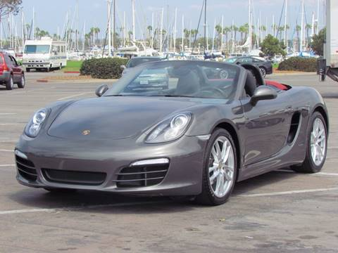 2013 Porsche Boxster for sale in San Diego, CA