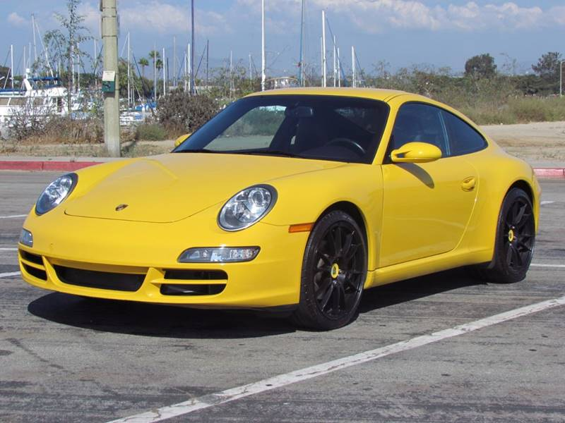 2008 Porsche 911 Carrera 2dr Coupe - San Diego CA