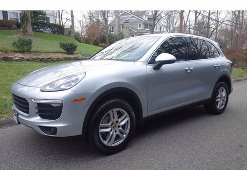 2016 Porsche Cayenne for sale at Convoy Motors LLC in National City CA