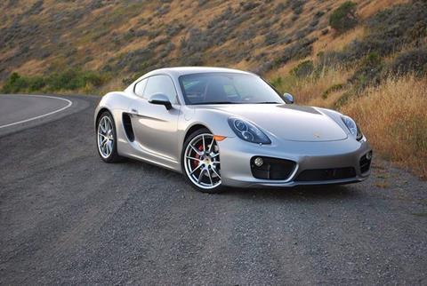 2014 Porsche Cayman for sale in San Diego, CA