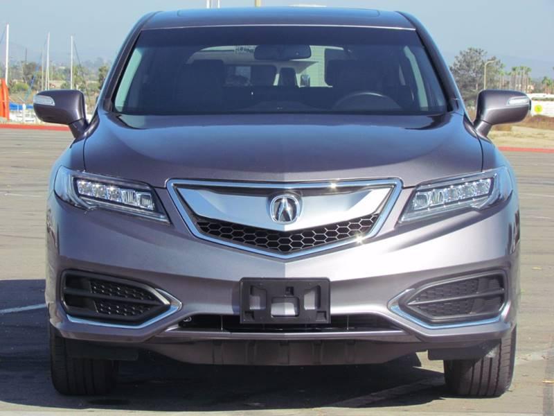 2017 Acura Rdx 4dr SUV In National City CA - Convoy Motors LLc