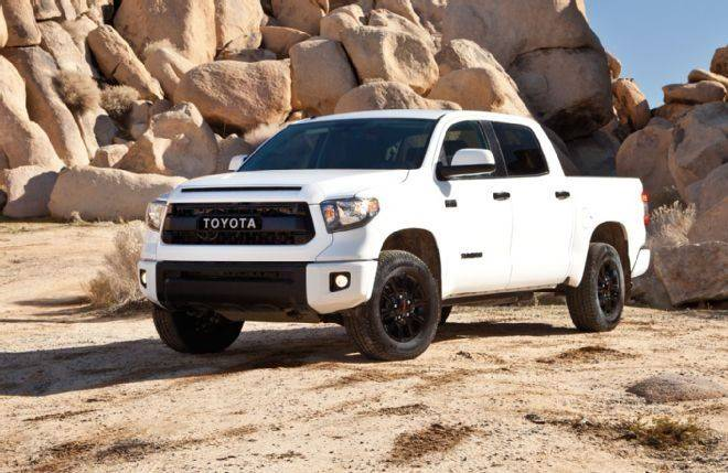 pro front toyota trd cab left car double reviews tacoma autoweek trdpro notes article review tundra