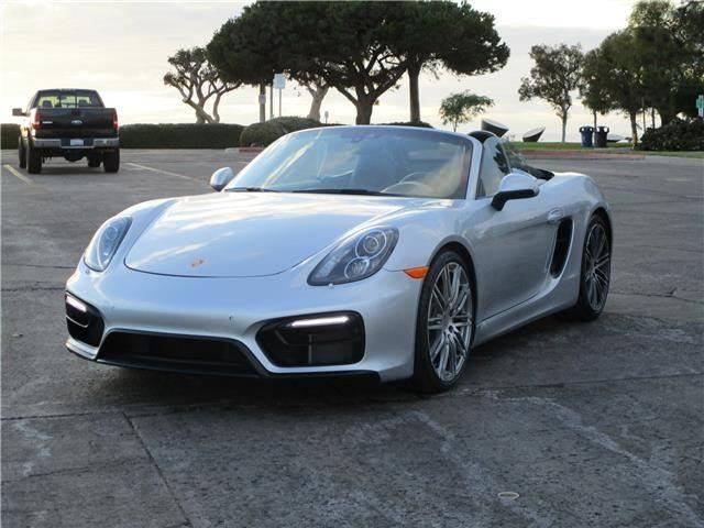 2015 Porsche Boxster Gts 2dr Convertible In National City Ca