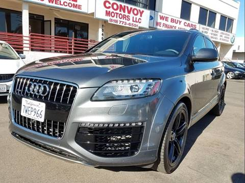 2015 Audi Q7 for sale in National City, CA
