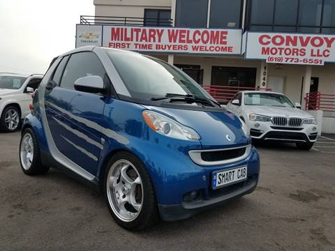 2008 Smart fortwo for sale in National City, CA