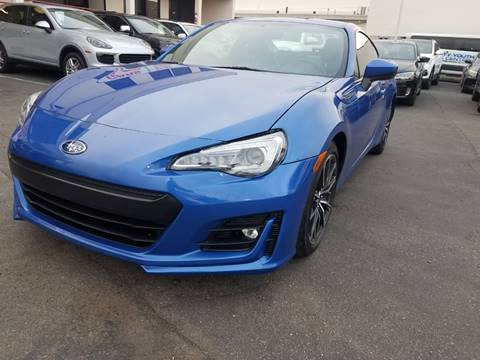 Used Brz For Sale >> 2018 Subaru Brz For Sale In National City Ca