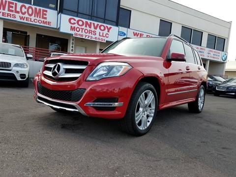 2015 Mercedes-Benz GLK for sale in National City, CA