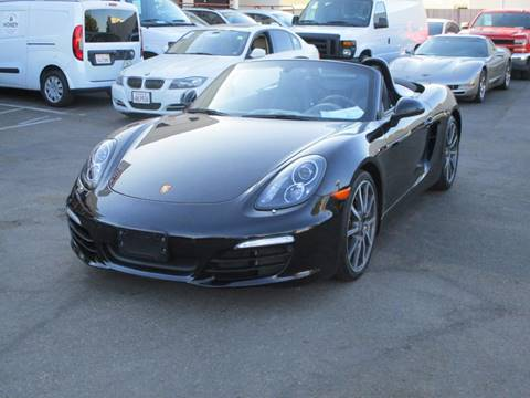 2016 Porsche Boxster for sale in National City, CA