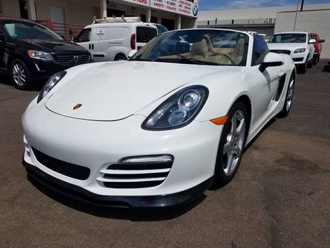 2014 Porsche Boxster for sale in National City, CA
