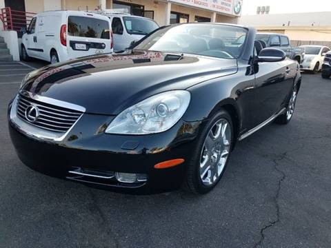 2006 Lexus SC 430 for sale in National City, CA