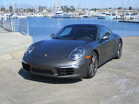 2014 Porsche 911 for sale in National City, CA
