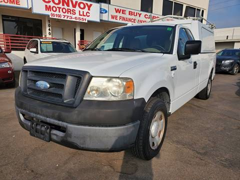 2008 Ford F-150 for sale in National City, CA