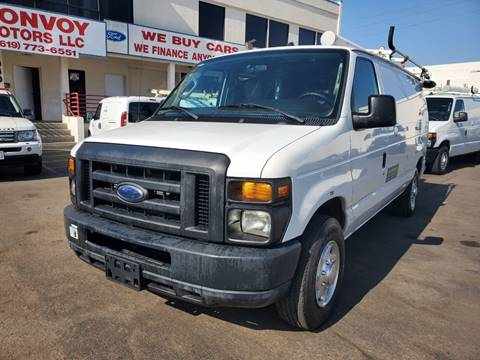 2010 Ford E-Series Cargo for sale in National City, CA