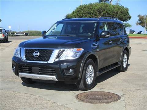 2018 Nissan Armada for sale in National City, CA