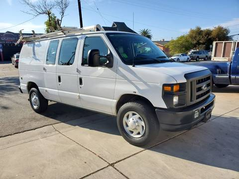 2011 Ford E-Series Cargo for sale in National City, CA