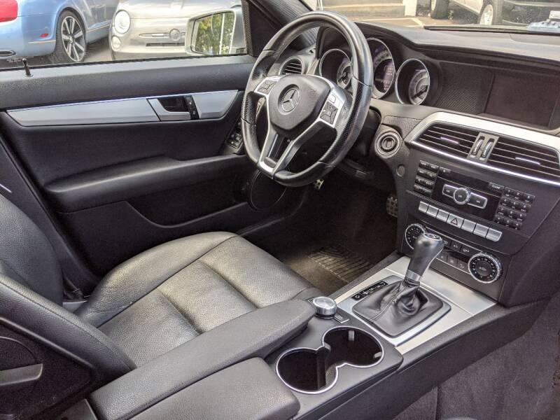 2013 Mercedes-Benz C-Class C 250 Sport 4dr Sedan - National City CA