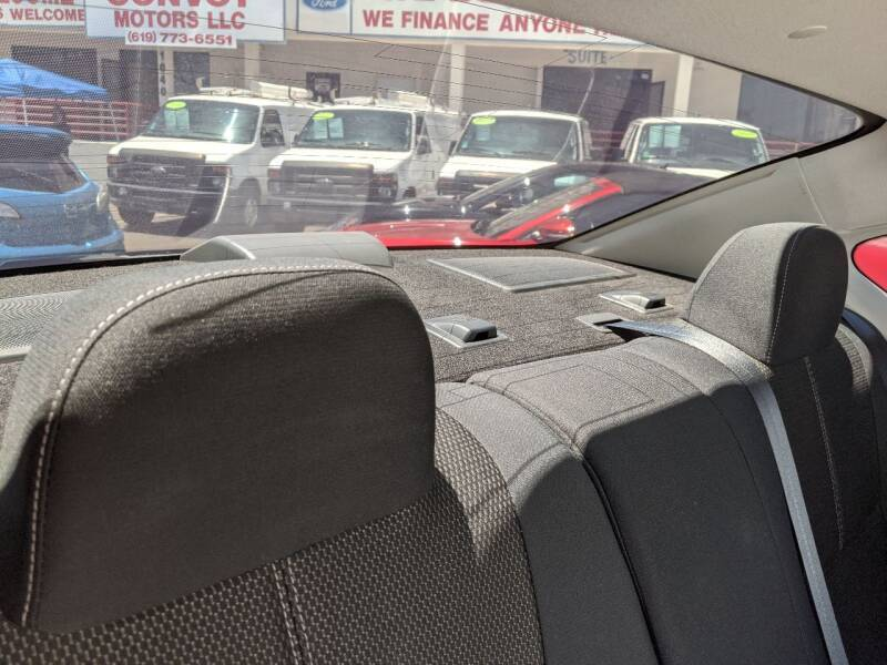2016 Nissan Sentra S 4dr Sedan CVT - National City CA