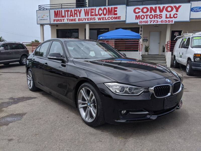 2014 BMW 3 Series 328d 4dr Sedan - National City CA