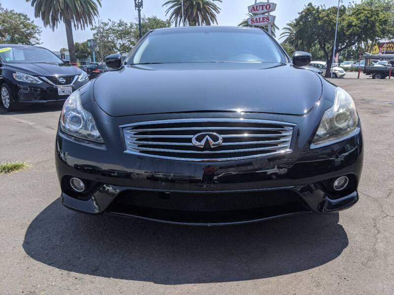 2011 Infiniti G37 Coupe Journey 2dr Coupe - National City CA