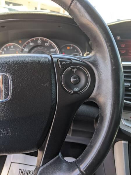 2014 Honda Accord EX-L V6 2dr Coupe 6A - National City CA